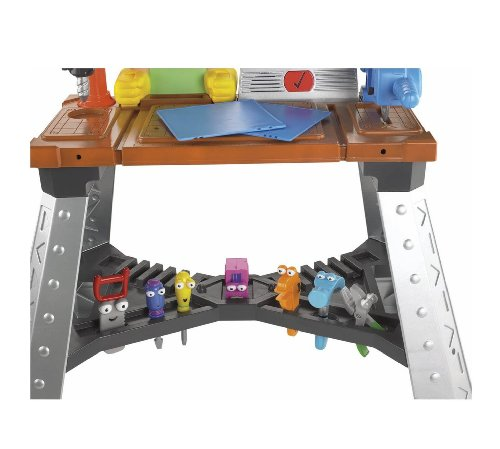 Handy Manny Work Bench 28 Images Handy Manny Workbench Ebay Fisher Price Disney Handy Manny
