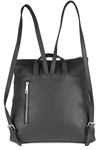 Girly Handbags - Bolso de Mochila Mujer negro