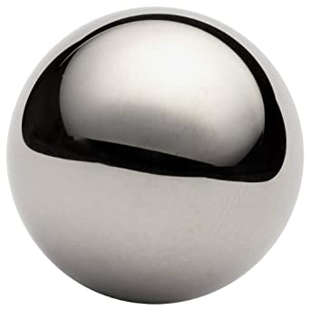 Tungsten Carbide Ball, Grade 25, Precision Ground Finish, Precision Tolerance, Inch