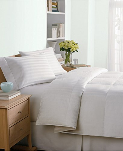 "UPC 750105065670, Charter Club ""Level 2"" Damask Stripe Down Comforter, Full/Queen"