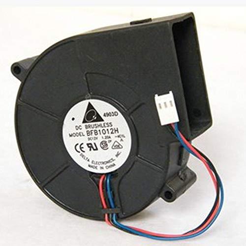 FidgetGear for BFB1012HH Blower Fan 97mm x 33mm 12V DC 3 Pin ()