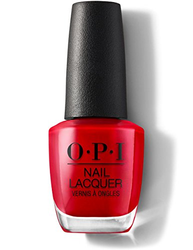 OPI Nail Lacquer, Big Apple Red (Make Four Million Dollars By Next Thursday)