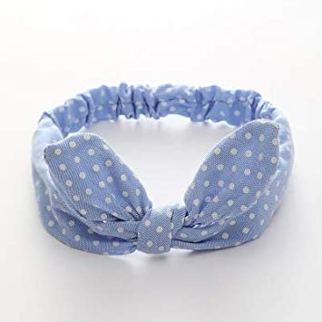 FelixStore Plaid Bow Knot Hairbands Headbands for s Girls Hair Accessories b624eb66af6