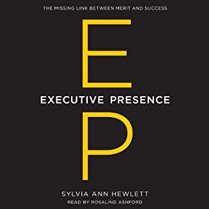 Executive Presence Audiobook