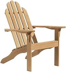 Oxford Garden Shorea Adirondack Chair