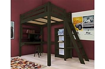 Etagenbett Nische 100 : Wunderbare etagenbett für erwachsene innerhalb extra stabil