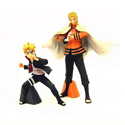 Amazon.com: C S Naruto Uzumaki and Boruto Uzumaki Father and ...