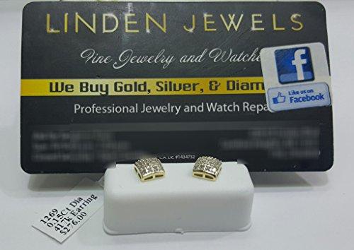 0.15 Ct Princess Diamond - 6
