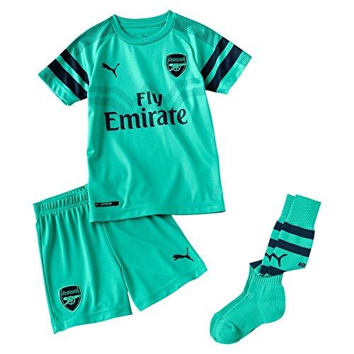 PUMA 2018-2019 Arsenal Third Little Boys Mini Kit