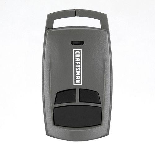 Craftsman Garage Door Opener 30499 3-Function Compact Remote (Craftsman Garage Opener)