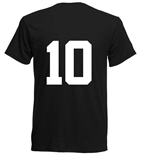 Schweden EM 2016 T-Shirt Trikot - S M L XL XXL - schwarz 10