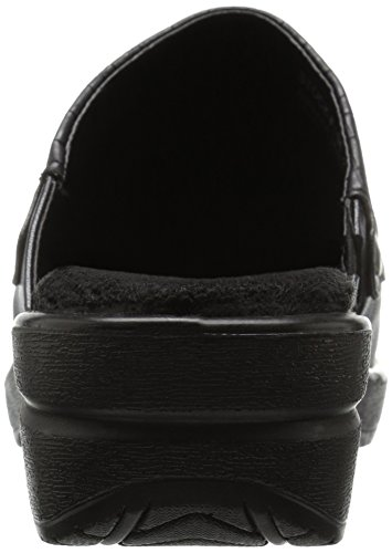 Easy Mule Street Womens Ozone Black Easy Street Crocodile THq8U