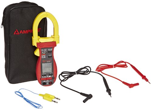 Amprobe ACD-41PQ 1000A Power Quality Clamp Meter with Temperature (Meter Quality Power Clamp)