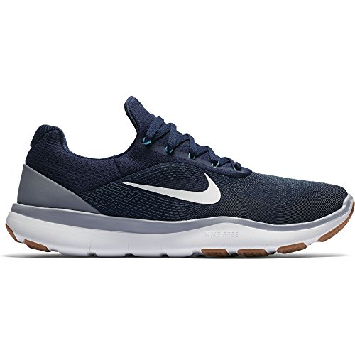Nike Mens Free Trainer V7 Training Shoe Binary Blu / Bianco / Blu Furia