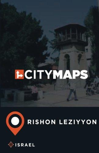City Maps Rishon LeZiyyon Israel pdf epub