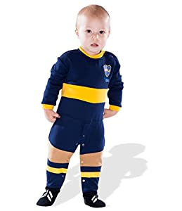 Amazon Com Boca Juniors Baby Sleepsuit Sports Outdoors