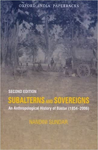 Buy subalterns and sovereigns an anthropological history of bastar buy subalterns and sovereigns an anthropological history of bastar 1854 2006 book online at low prices in india subalterns and sovereigns an fandeluxe Choice Image