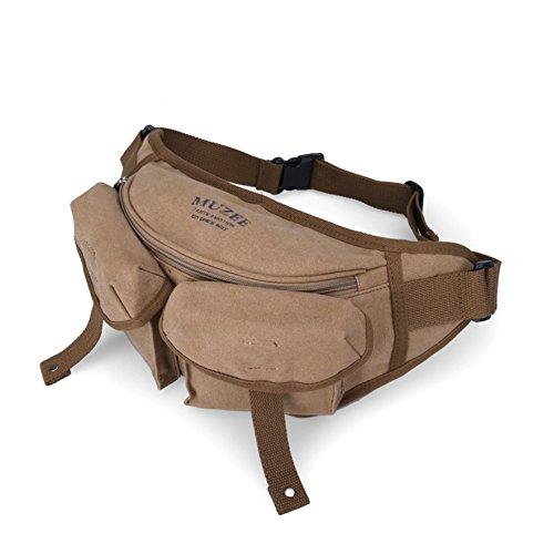 Carteras de hombres/ versátil pecho Pack/Lona casual Messenger bag/ Super hombre/Al aire libre SLR cámara bolsa-C C