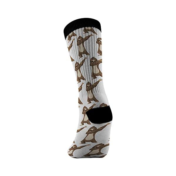 Sloth Socks For Men Women Boys Girls, Dabbing Gifts For Sloth Lovers -