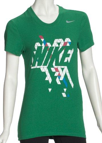 Tee Nike green victory Shirt Damen WCxFgCf