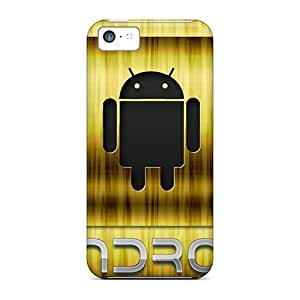 Mldierom Ideal Phone Case Case Cover For Iphone 5c(android Gold), Protective Stylish Case