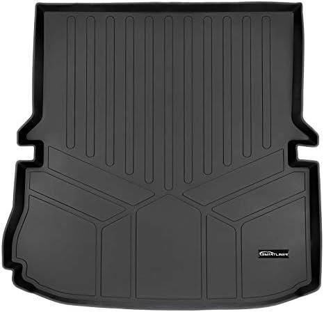 MAXLINER All Weather Cargo Liner Floor Mat Behind 2nd Row Black for 2011-2019 Ford Explorer