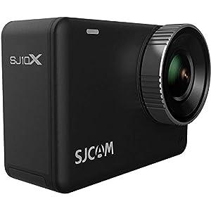 RetinaPix SJCAM SJ10X 12 MP 4K Waterproof Action Camera with Gyro Stabilization