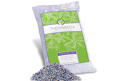 Therabath Refill Paraffin Wax Bath Spa Therapy Salon Hair Removal Professional Waxing (Lavender) (Therabath Unit)