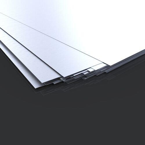 Jd Multi Métaux - Plaque De Tôle D'Aluminium 1 Mm D'Épaisseur