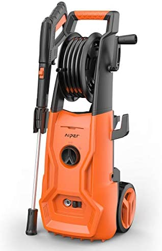 AIPER Electric Power Washer 2150 PSI 1.85 GPM Electric Pressure Washer Cleaner Machine