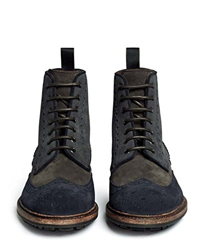 Hugo Boss Boss Black Mens Lumen Open Blue Boot 95fWL