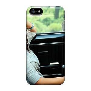 For Iphone 5/5s Fashion Design Selena Marie Gomez Case-BvUYwGm7171LLJNy
