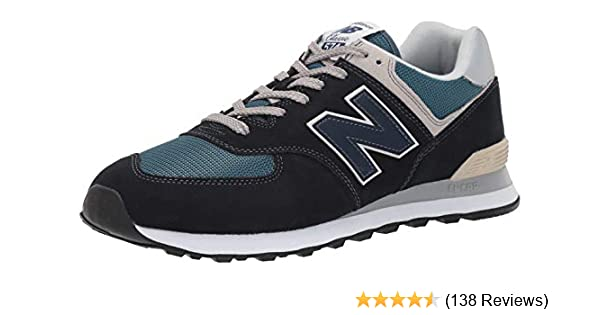 826fbab36c742 Amazon.com | New Balance Men's Iconic 574 Sneaker | Fashion Sneakers