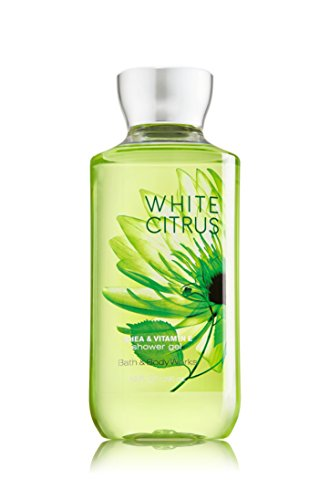 Bath & Body Works, Signature Collection Shower Gel, White Citrus, 10 Ounce -