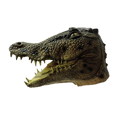Teeth Costume Jagged (Adult Dinosaur T-Rex Crocodile Reptile Latex)