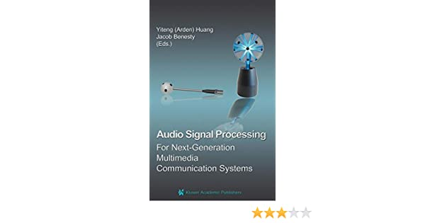 Audio Signal Processing for Ext-Generation Multimedia Communication Systems