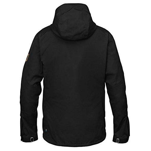1b16829d3 Amazon.com: Fjallraven Greenland Half Century Jacket - Men's Black ...