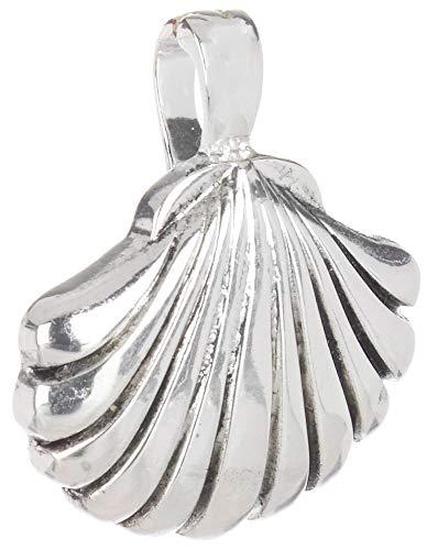 - Wearable Art by Roman Shell Pendant One Size