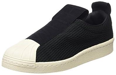 ADIDAS Superstar Slip On Womens Sneakers Black