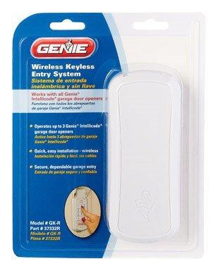 Genie Company GK-R. Intellicode 2 Wireless Keyless Entry ...