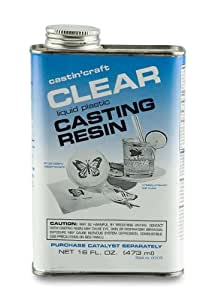 Environmental technology castin 39 craft clear for Castin craft clear resin