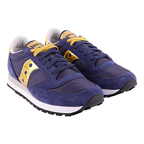 462 Saucony gold Jazz Donna Blue Sneaker Original W8wg8x