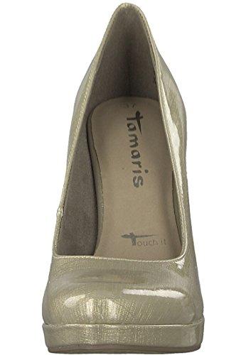 Tamaris 1-22426-29 Escarpins femme Beige Metallic