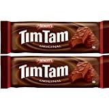 Arnott's Tim Tam Original Chocolate Biscuit 200g - 2 pack (Made in Australia) - The Most Irresistible Chocolate Biscuit