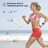 LETSCOM Smart Watch Fitness Tracker Heart Rate