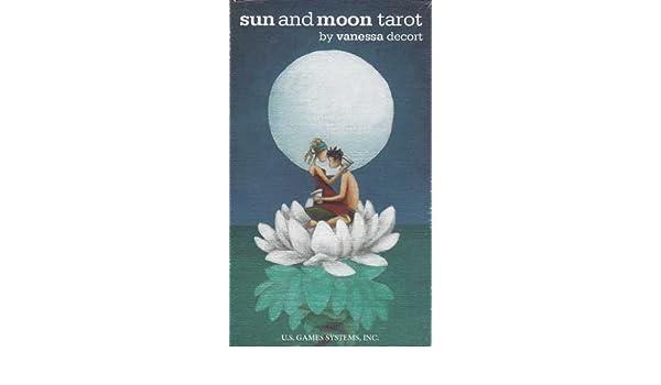 Amazon com: Novelty Toys Tarot Cards Kabbalism Sun Moon Ancient