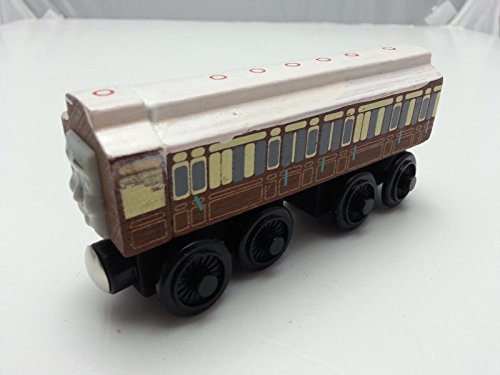 gg Friends Old Slow Coach Wooden Magnetic Toy Train New Loose In (Old Slow Coach)