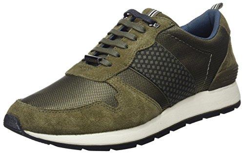 Verde dk 008000 Green Hebey Sneaker Uomo Ted Baker XIwPqT