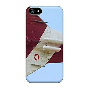 Hot Snap-on Saab 35 Draken Hard Cover Case/ Protective Case For Iphone 5/5s