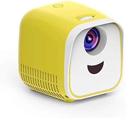 ETE ETMATE Mini proyector L1 Proyector LED Proyector de Bolsillo ...